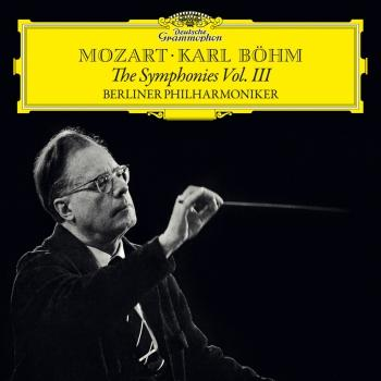 Cover Mozart: The Symphonies Vol. III (Remastered)