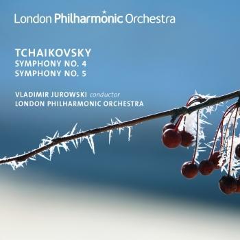 Cover Tchaikovsky: Symphonies Nos. 4 & 5
