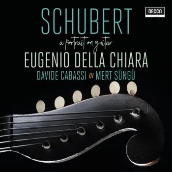 Cover Schubert: A Portrait On Guitar