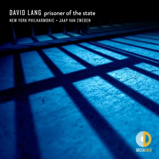 Cover David Lang: prisoner of the state