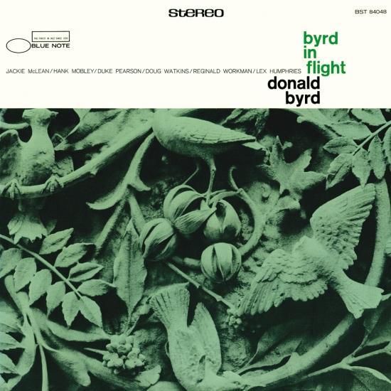 Cover Byrd In Flight