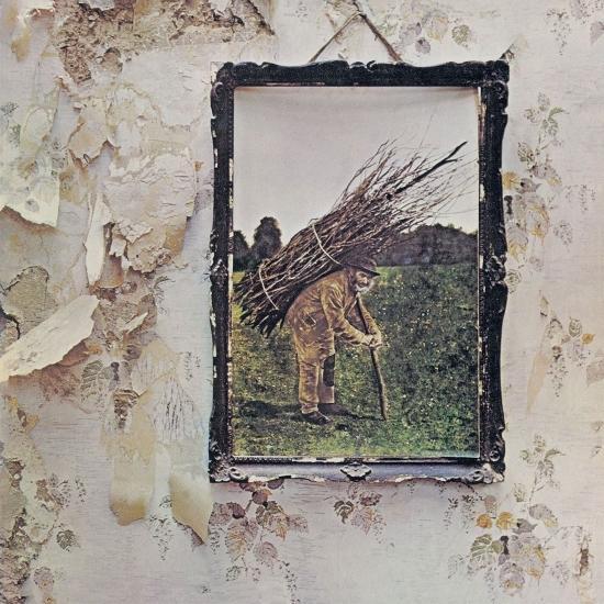 Cover Led Zeppelin IV (Standard Edition - Remastered)