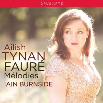 Cover Fauré: Mélodies