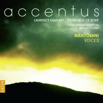 Cover Mantovani: Voices