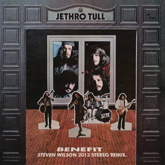 Cover Benefit (Steven Wilson 2013 Stereo Mix)