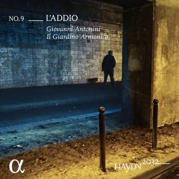 Cover Haydn 2032, Vol. 9: L'Addio