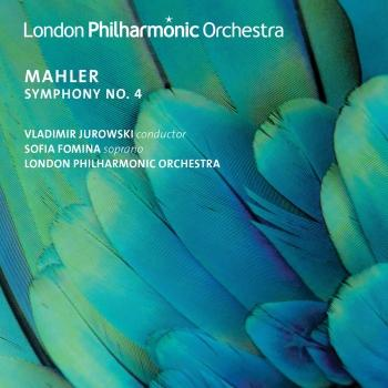Cover Mahler: Symphony No. 4