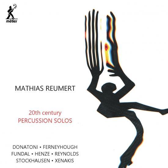 Cover 20th Century Percussion Solos