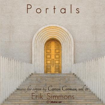 Cover Portals: Music for Organ, Vol. 11
