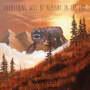 Cover Everything Will Be Alright In The End