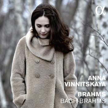 Cover Bach & Brahms
