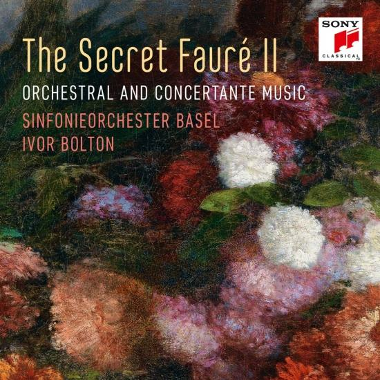 Cover The Secret Fauré 2