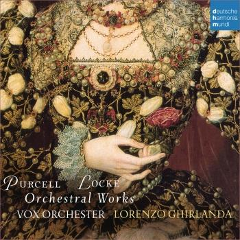 Cover Purcell & Locke: Orchestral Works