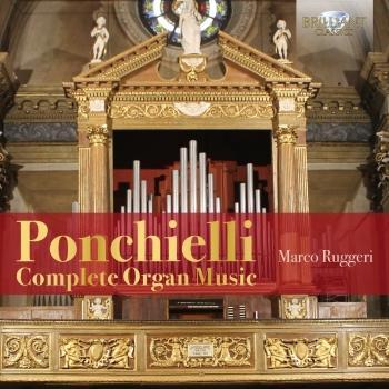 Cover Ponchielli: Complete Organ Music