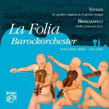 Cover Violin Concertos