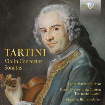 Cover Tartini: Violin Concertos, Sonatas
