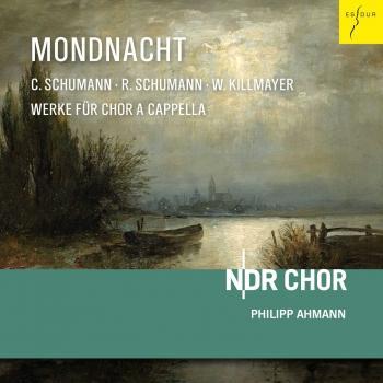 Cover Mondnacht (Werke für Chor a cappella)