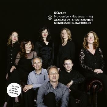 Cover Novoselye • Housewarming
