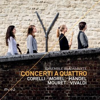 Cover Concerti a quattro