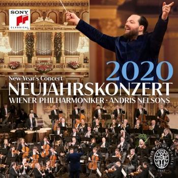 Cover Neujahrskonzert 2020