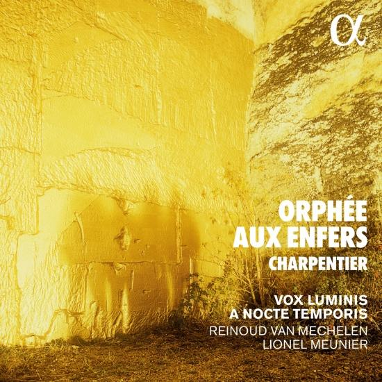 Cover Charpentier: Orphée aux enfers