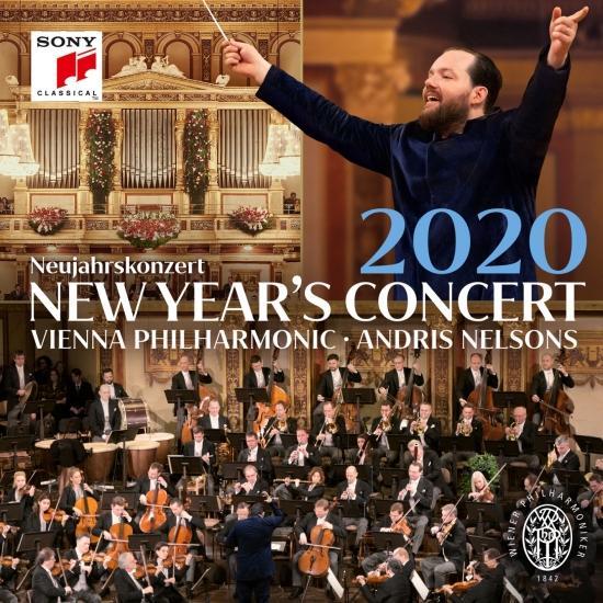Cover New Year's Concert 2020 - Concert du Nouvel An 2020