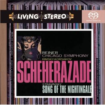 Cover Rimsky-Korsakov: Scheherazade