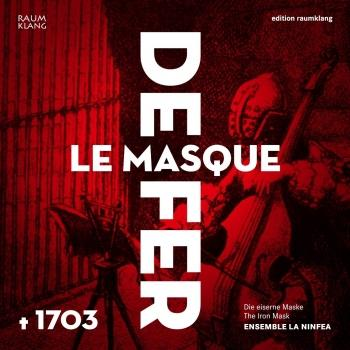 Cover Le Masque de Fer