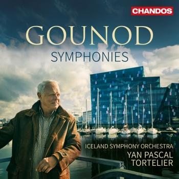 Cover Gounod: Symphonies Nos. 1 & 2
