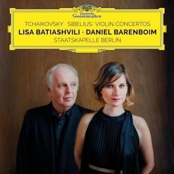 Cover Tchaikovsky, Sibelius: Violin Concertos