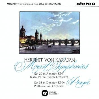 Cover Mozart: Symphonies Nos 29 & 38