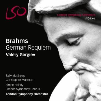 Cover Brahms: German Requiem, Op. 45