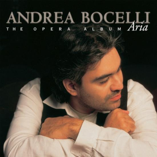 Cover Aria - The Opera Album (Remastered)