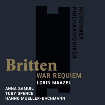 Cover Britten: War Requiem (Remastered)