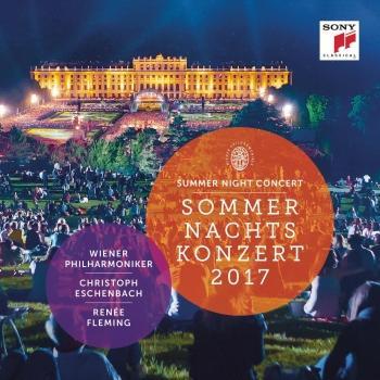 Cover Sommernachtskonzert 2017 / Summer Night Concert 2017