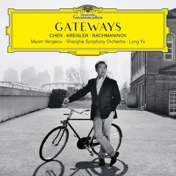 Cover Gateways. Chen – Kreisler – Rachmaninov