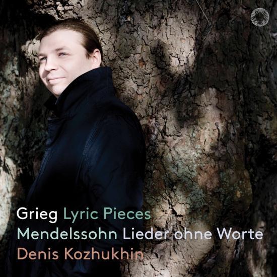 Cover Grieg: Lyric Pieces - Mendelssohn: Lieder ohne Worte