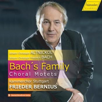 Cover Bach's Family: Choral Motets