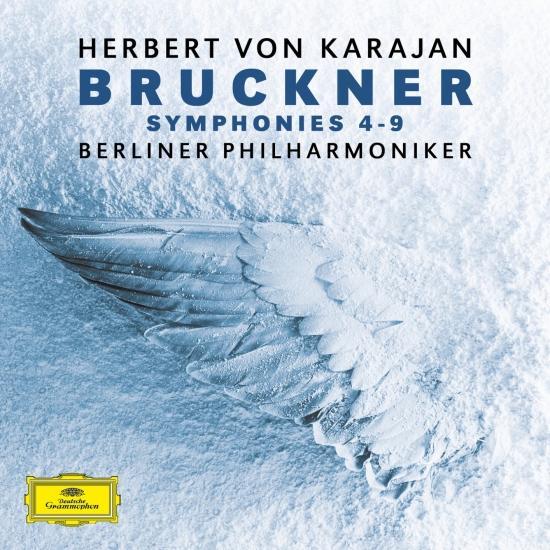 Cover Bruckner:Symphonies No. 4 - No. 9