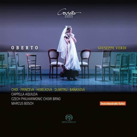 Cover Verdi: Oberto