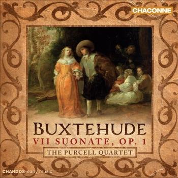 Cover Buxtehude, D. - 7 Sonatas, Op. 1