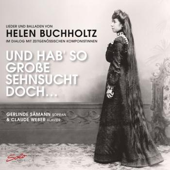 Cover Helen Buchholtz: Lieder & Ballads