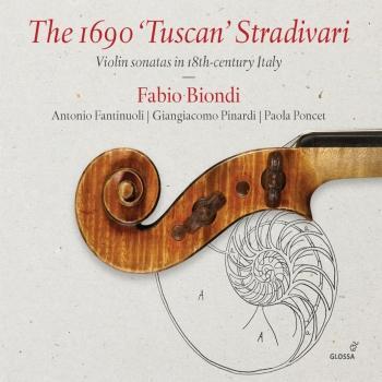Cover The 1690 'Tuscan' Stradivari