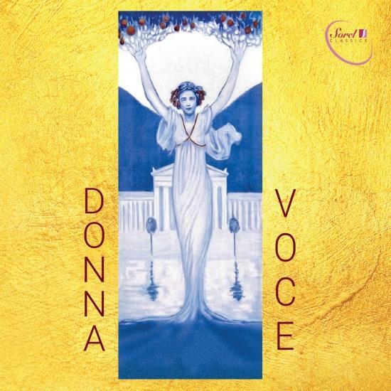 Cover Donna Voce