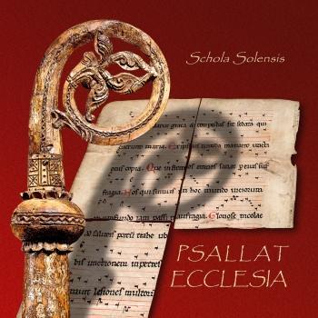 Cover Psallat Ecclesia