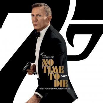 Cover No Time To Die (Original Motion Picture Soundtrack)