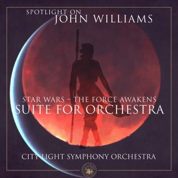 Cover Star Wars - The Force Awakens (Suite for Orchestra)