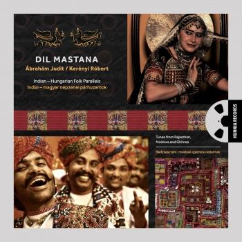 Cover Indian - Hungarian Folk Parallels