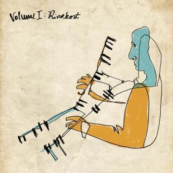 Cover Sam Fribush Organ Trio, Vol. I: Riverboat