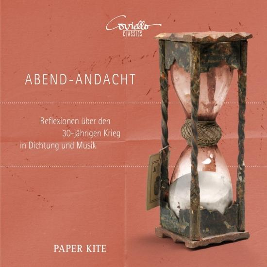 Cover Abend-Andacht (Reflections on the Thirty-Year War in Poetry and Music)